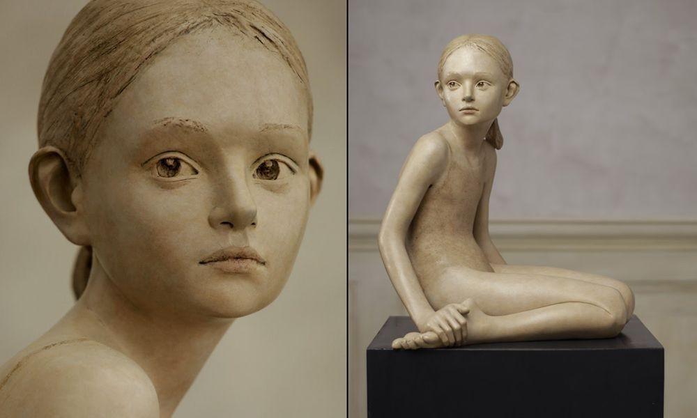 雕塑家贝里特.希尔德作品展_图1-14