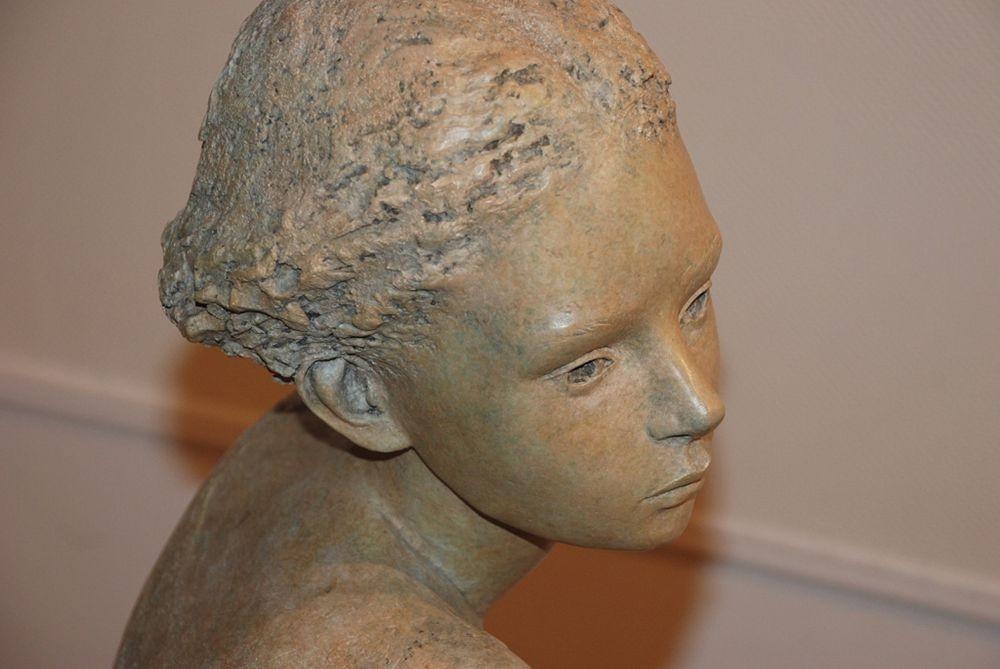 雕塑家贝里特.希尔德作品展_图1-15