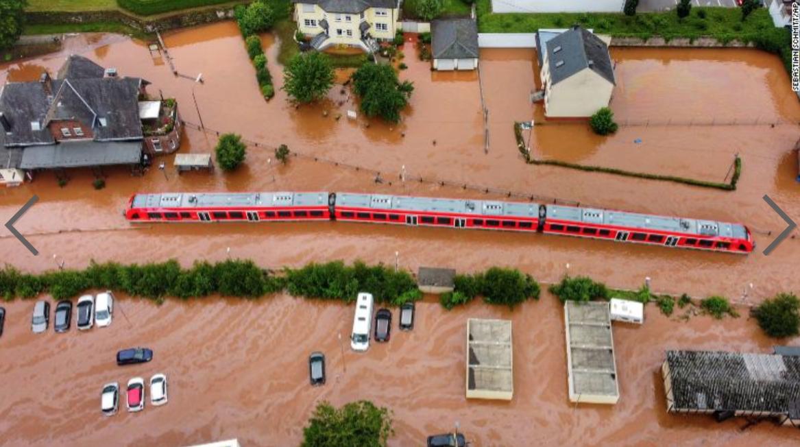 德国及西欧惊现百年未遇之特大洪水_图1-7