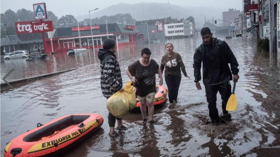 德国及西欧惊现百年未遇之特大洪水_图1-11