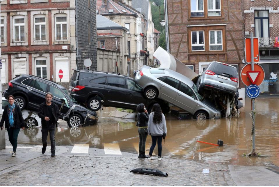 德国及西欧惊现百年未遇之特大洪水_图1-19