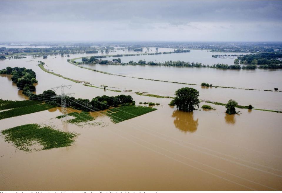 德国及西欧惊现百年未遇之特大洪水_图1-21