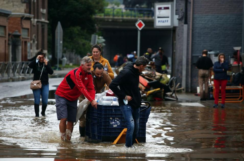 德国及西欧惊现百年未遇之特大洪水_图1-20