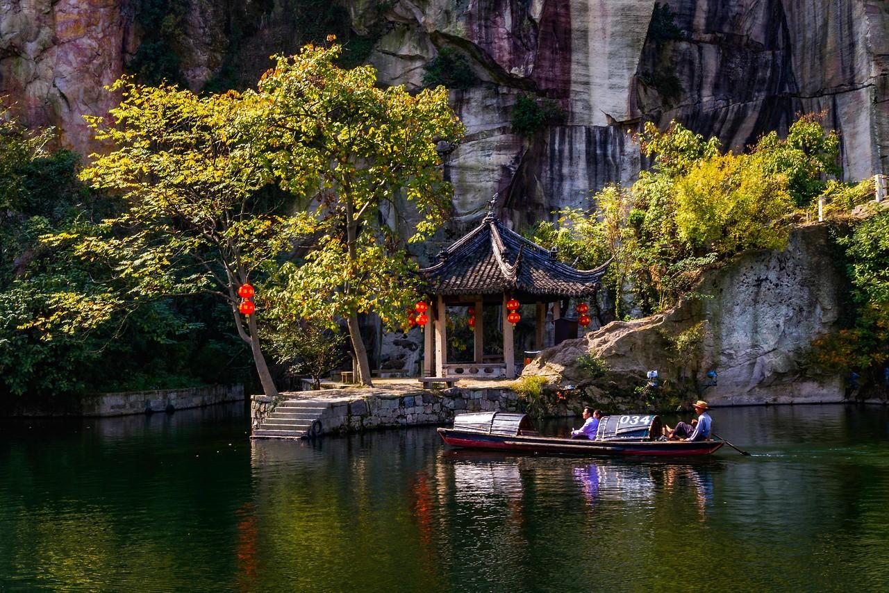 浙江东湖,景色宜人_图1-3