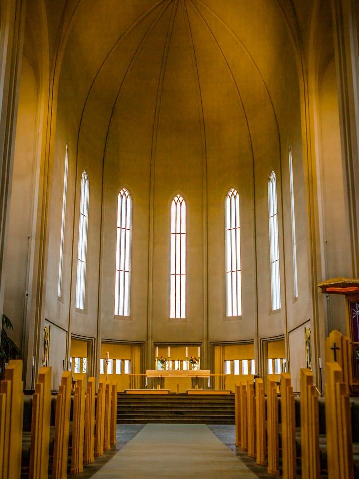冰岛Hallgrimskirkja教堂,城市一景_图1-10