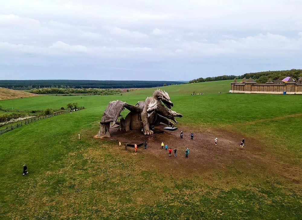 Kudykina Gora 利佩茨克州最受欢迎的景点_图1-3