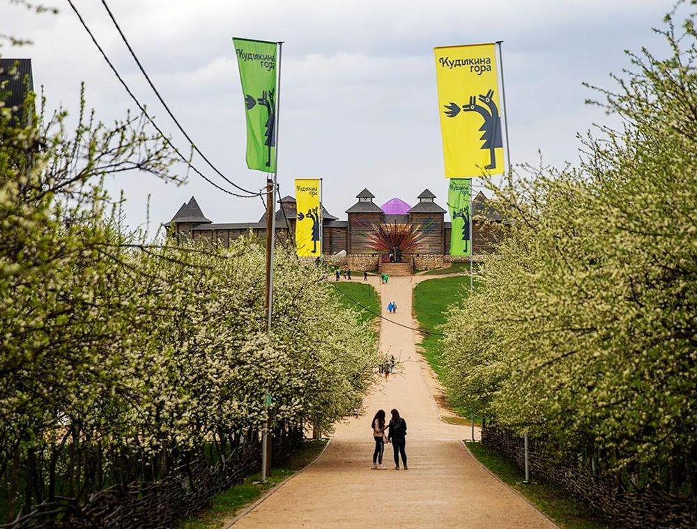 Kudykina Gora 利佩茨克州最受欢迎的景点_图1-6