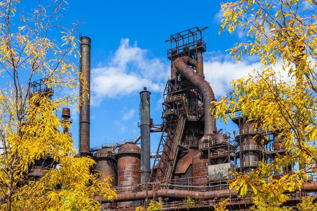 宾州伯利恒钢铁公司,辉煌不再_图1-9