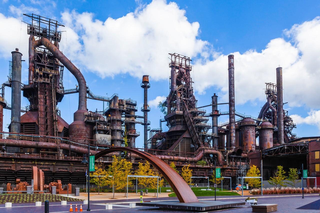 宾州伯利恒钢铁公司,辉煌不再_图1-7