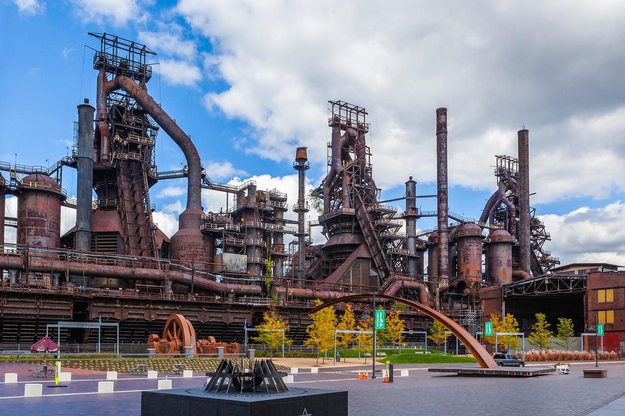宾州伯利恒钢铁公司,辉煌不再_图1-12