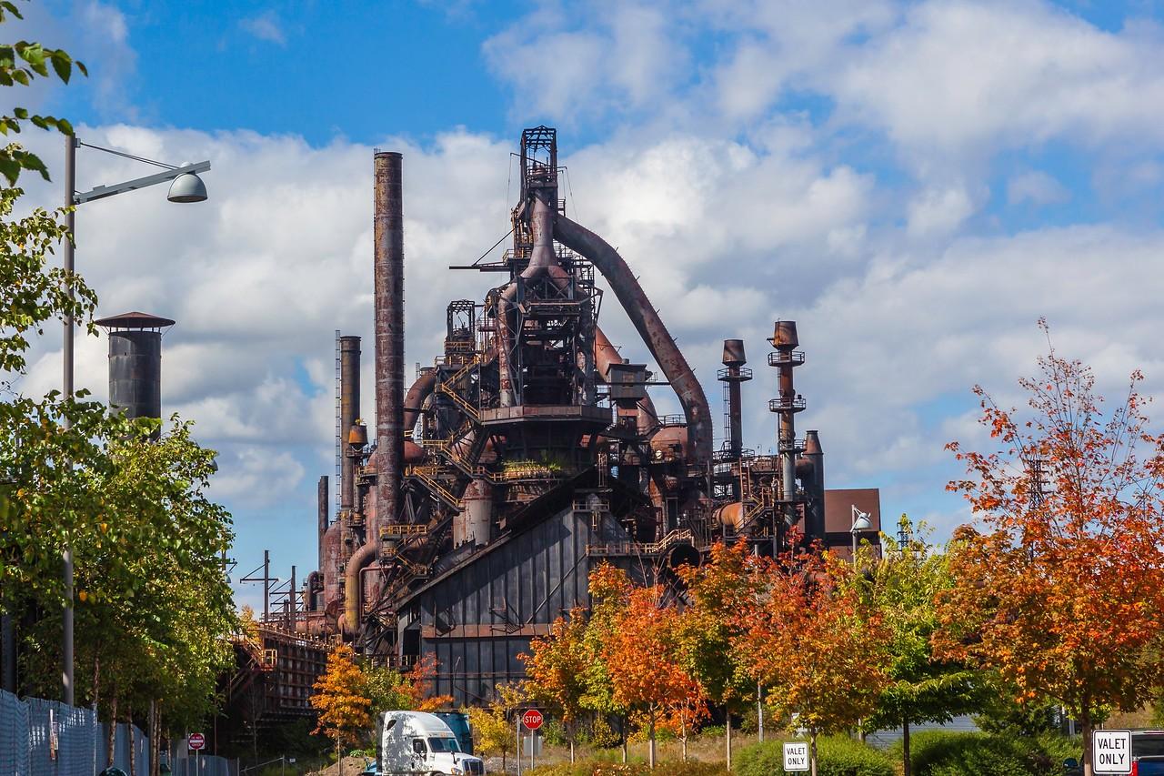 宾州伯利恒钢铁公司,辉煌不再_图1-1