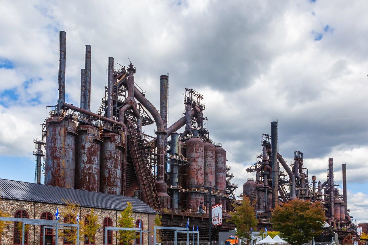 宾州伯利恒钢铁公司,辉煌不再_图1-4