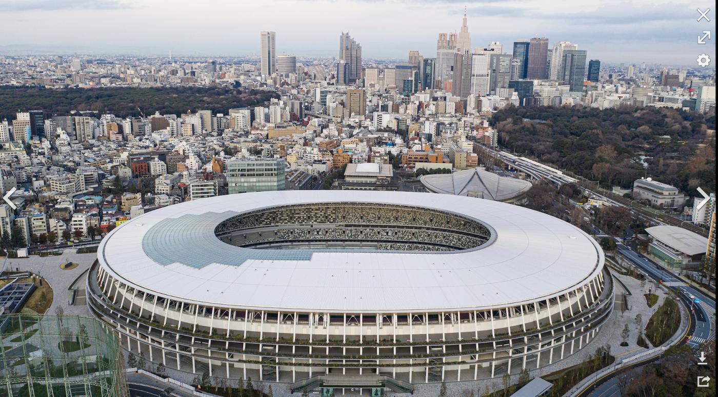 2020东京夏季奥运会终于拉开序幕_图1-2