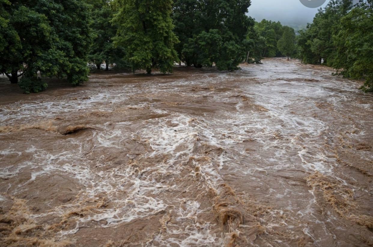 河南暴雨和德国洪水的反思!(笨小孩的世界之四十七。)_图1-1