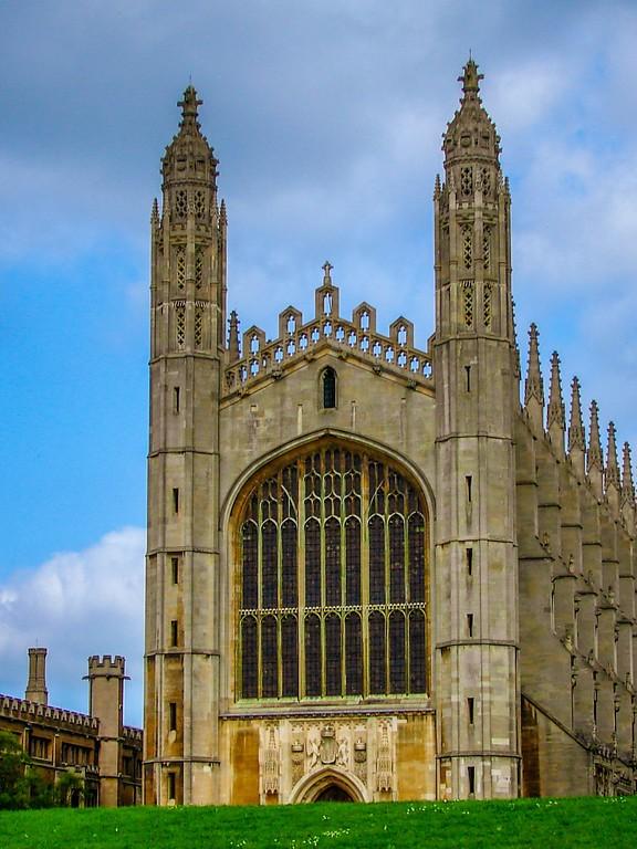 英国剑桥大学,名校风景_图1-3