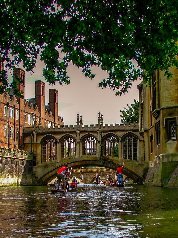 英国剑桥大学,名校风景_图1-14