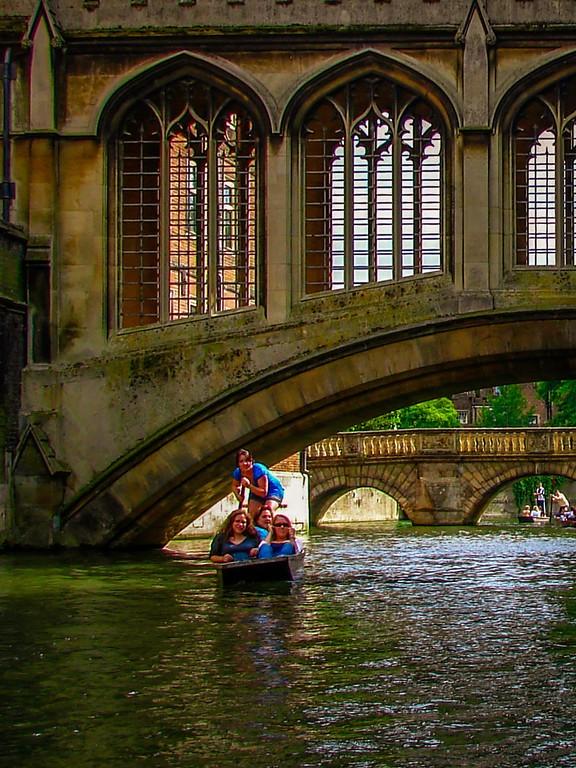 英国剑桥大学,名校风景_图1-8