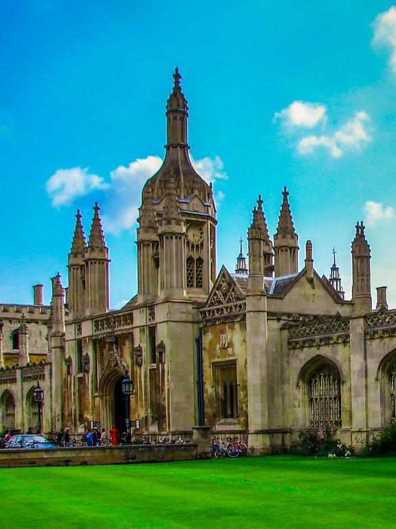 英国剑桥大学,名校风景_图1-12