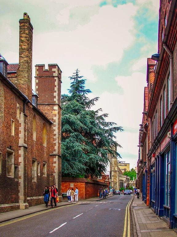 英国剑桥大学,名校风景_图1-7