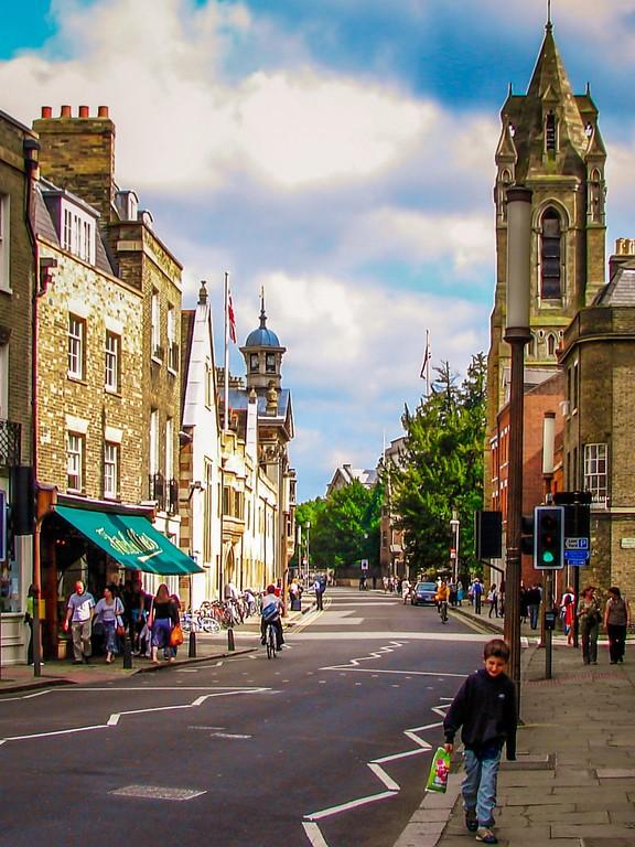 英国剑桥大学,名校风景_图1-11