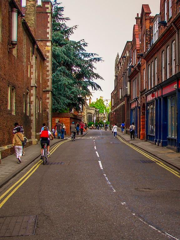 英国剑桥大学,名校风景_图1-5