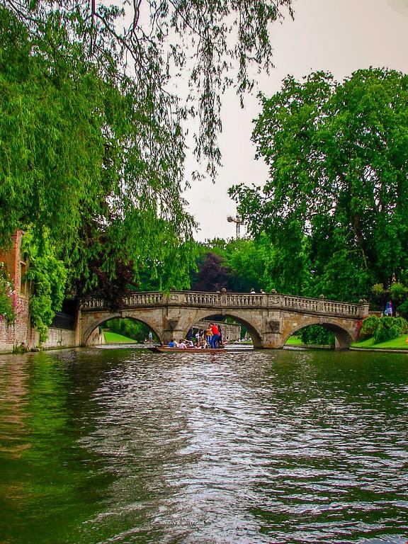 英国剑桥大学,名校风景_图1-1