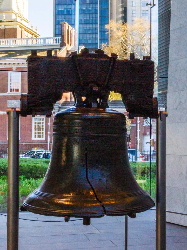 美国费城,著名的自由钟_图1-7