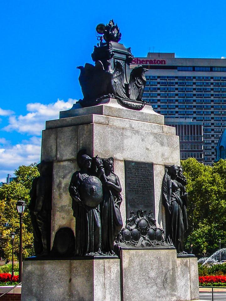 美国费城,著名的自由钟_图1-3