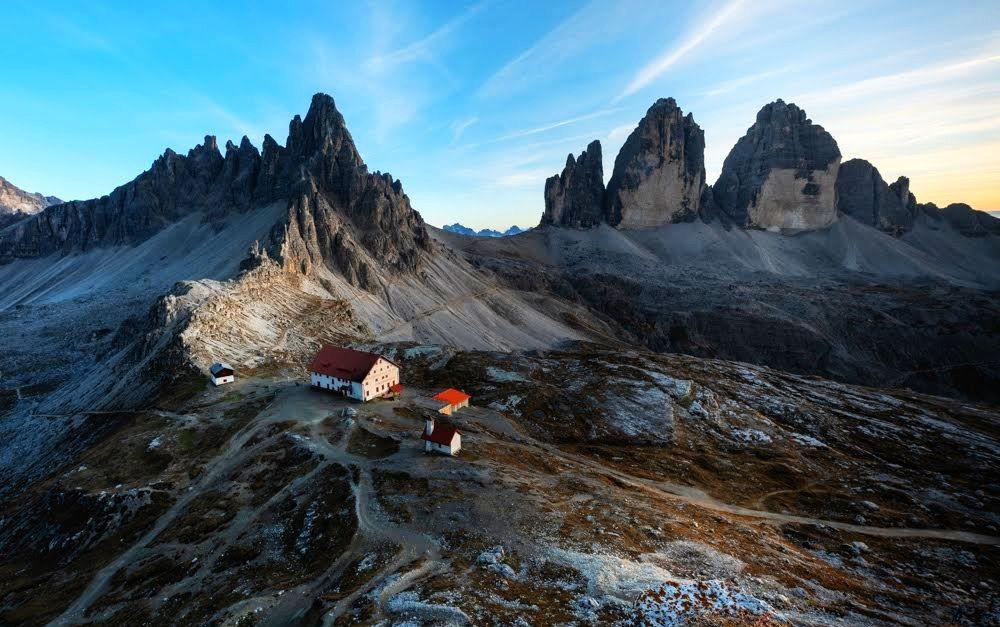 意大利多洛米蒂山脉之旅-2_图1-3