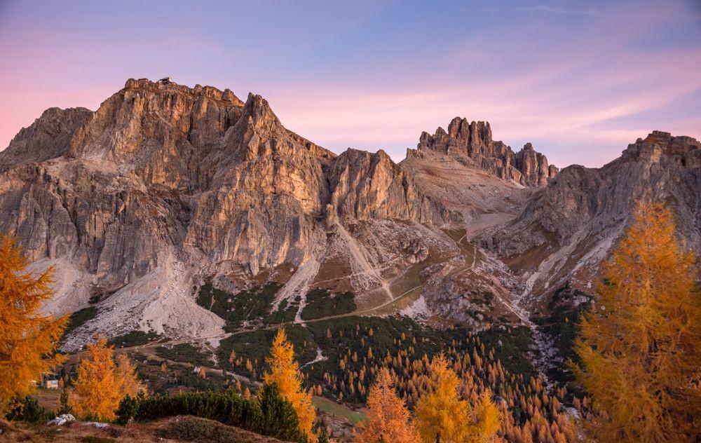 意大利多洛米蒂山脉之旅-2_图1-4