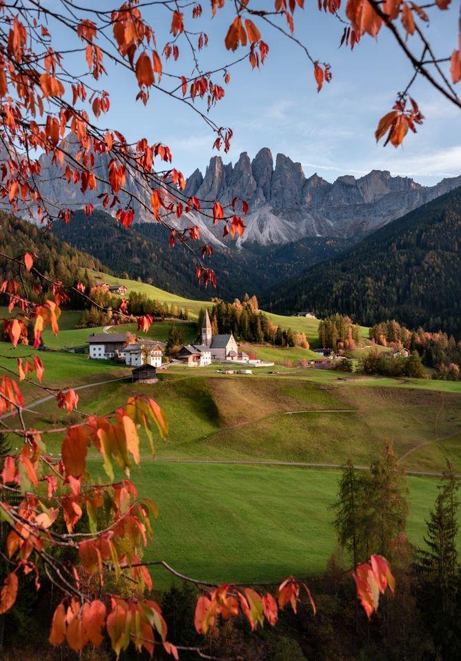 意大利多洛米蒂山脉之旅-2_图1-16