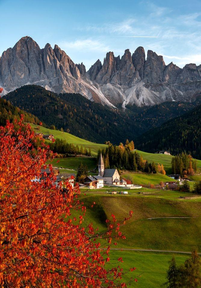 意大利多洛米蒂山脉之旅-2_图1-18