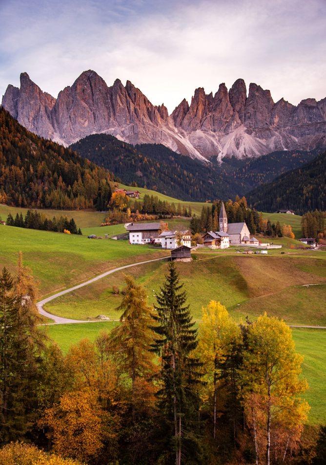 意大利多洛米蒂山脉之旅-2_图1-19