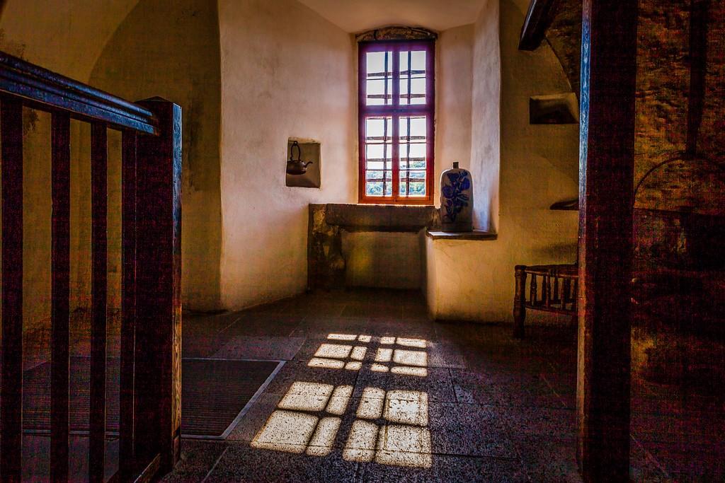 德国马克思城堡(Marksburg castle),昔日生活_图1-11