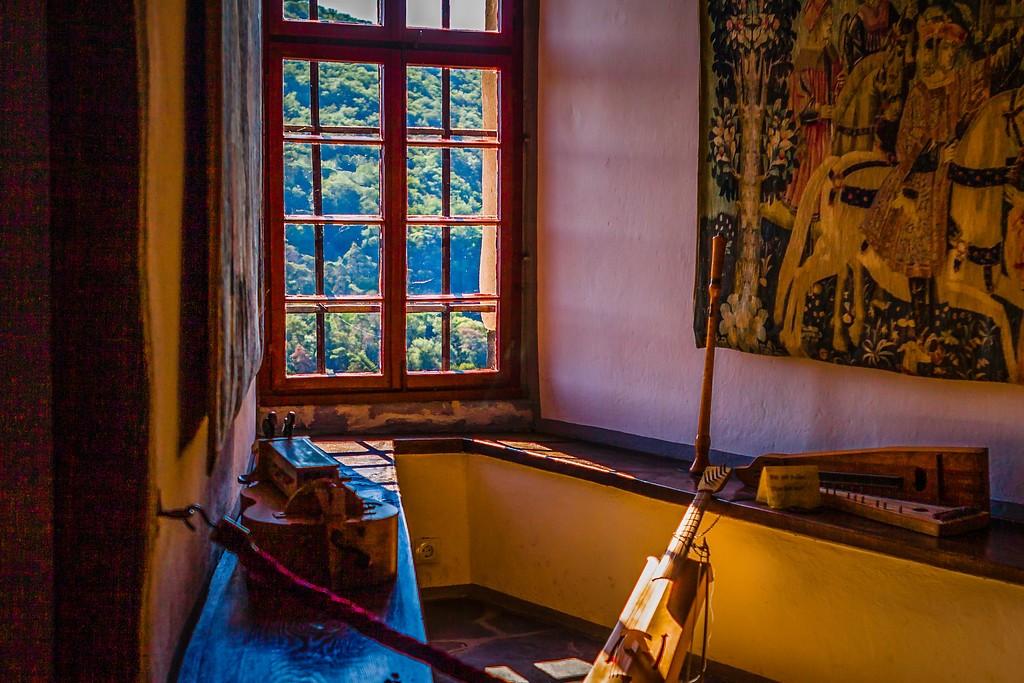 德国马克思城堡(Marksburg castle),昔日生活_图1-10