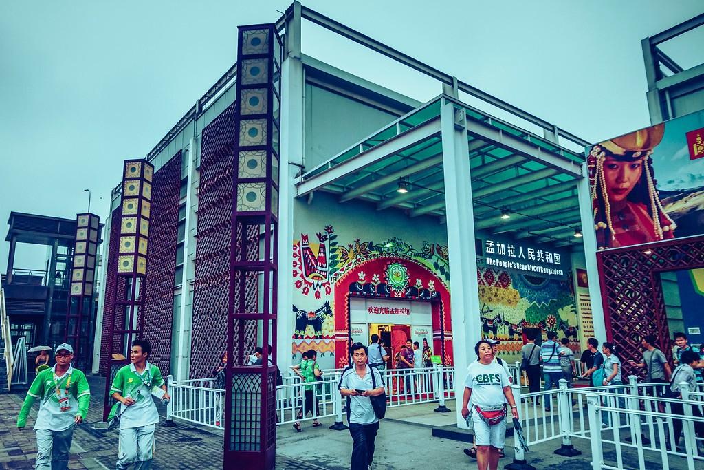 上海世博会(2010),建筑奇观_图1-3