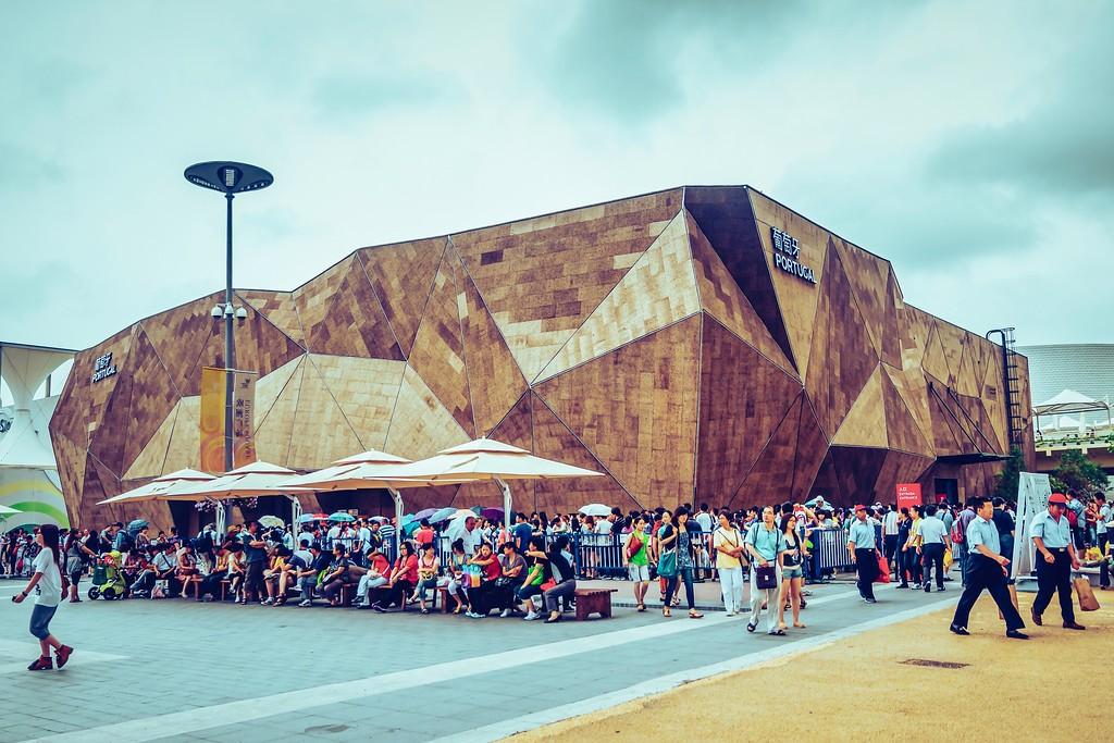 上海世博会(2010),建筑奇观_图1-4