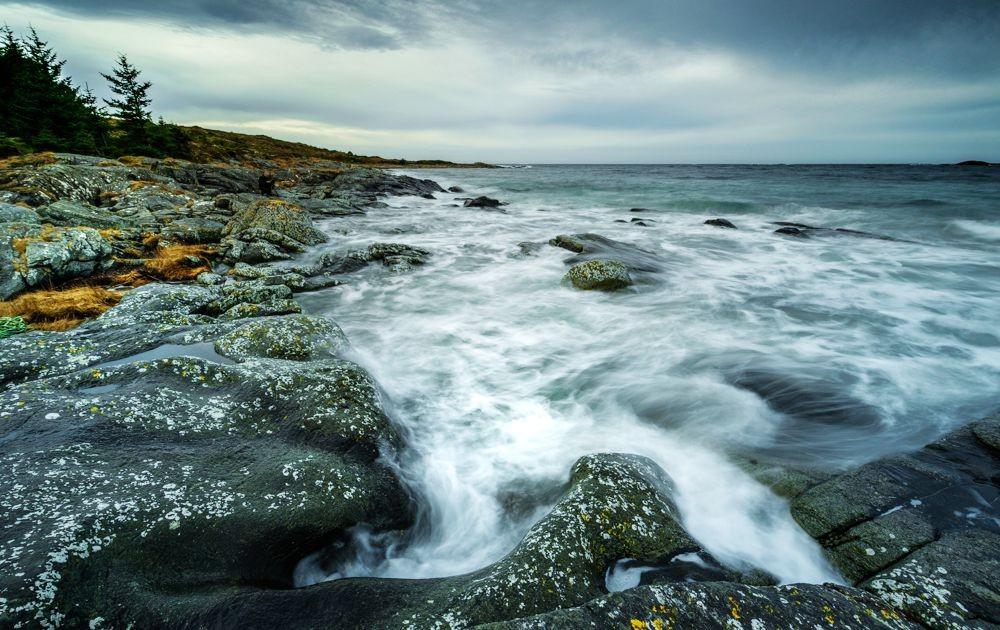 挪威罗弗敦群岛海岸线_图1-2