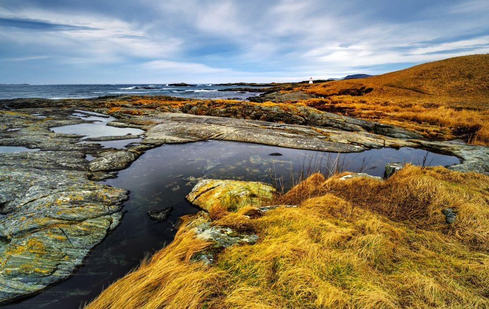 挪威罗弗敦群岛海岸线_图1-5