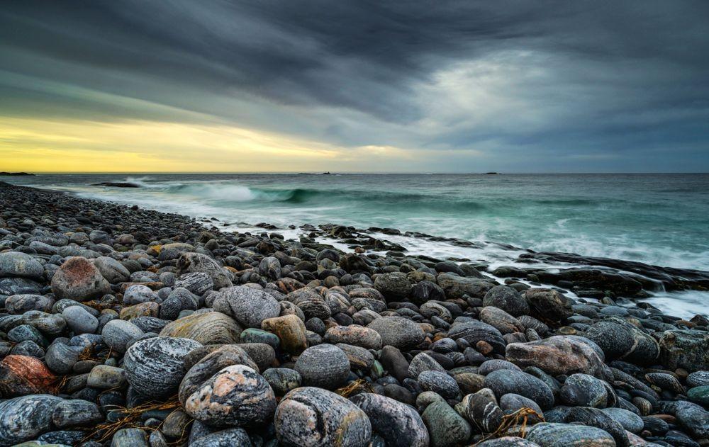 挪威罗弗敦群岛海岸线_图1-11