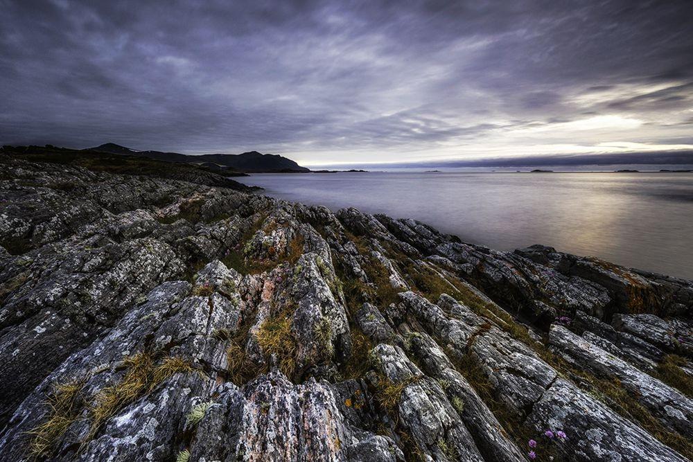 挪威罗弗敦群岛海岸线_图1-15