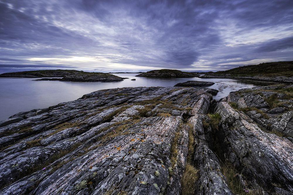 挪威罗弗敦群岛海岸线_图1-16