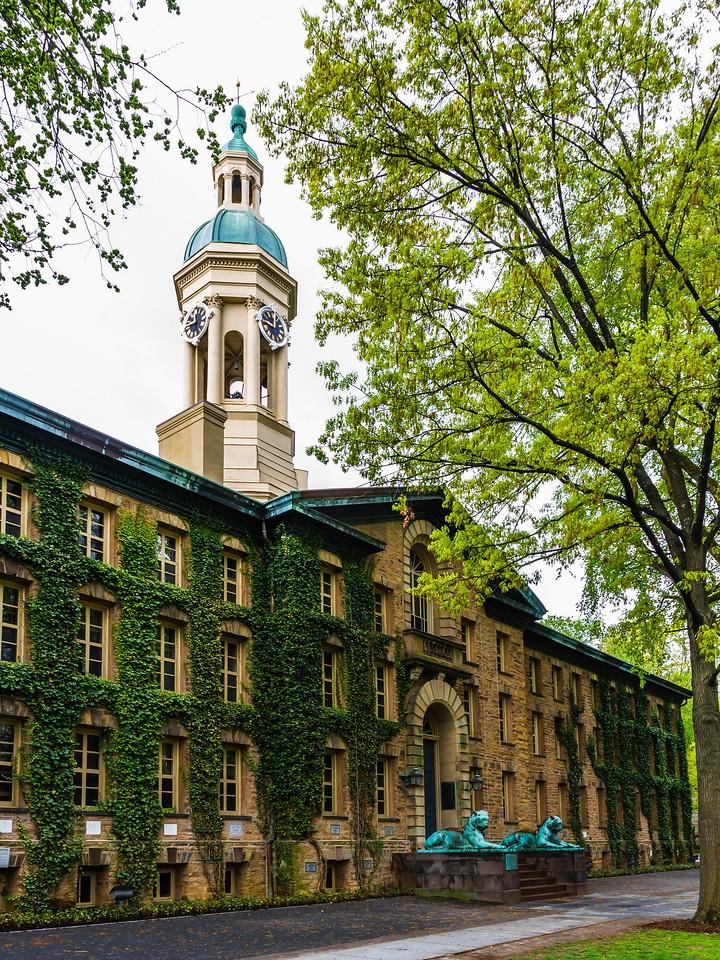 美国普林斯顿大学,建筑大观_图1-8