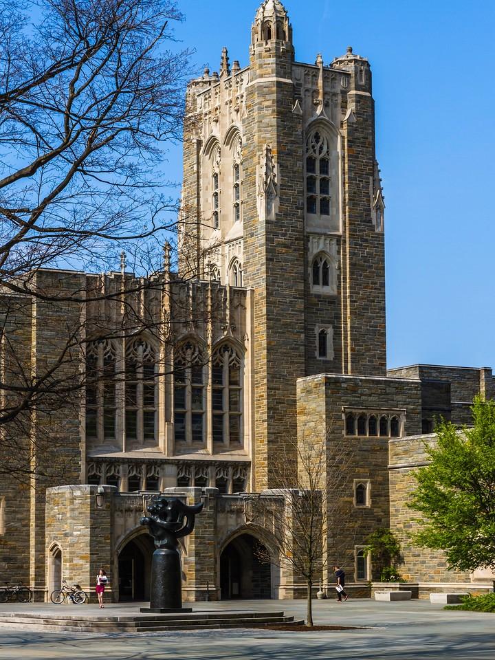 美国普林斯顿大学,建筑大观_图1-10
