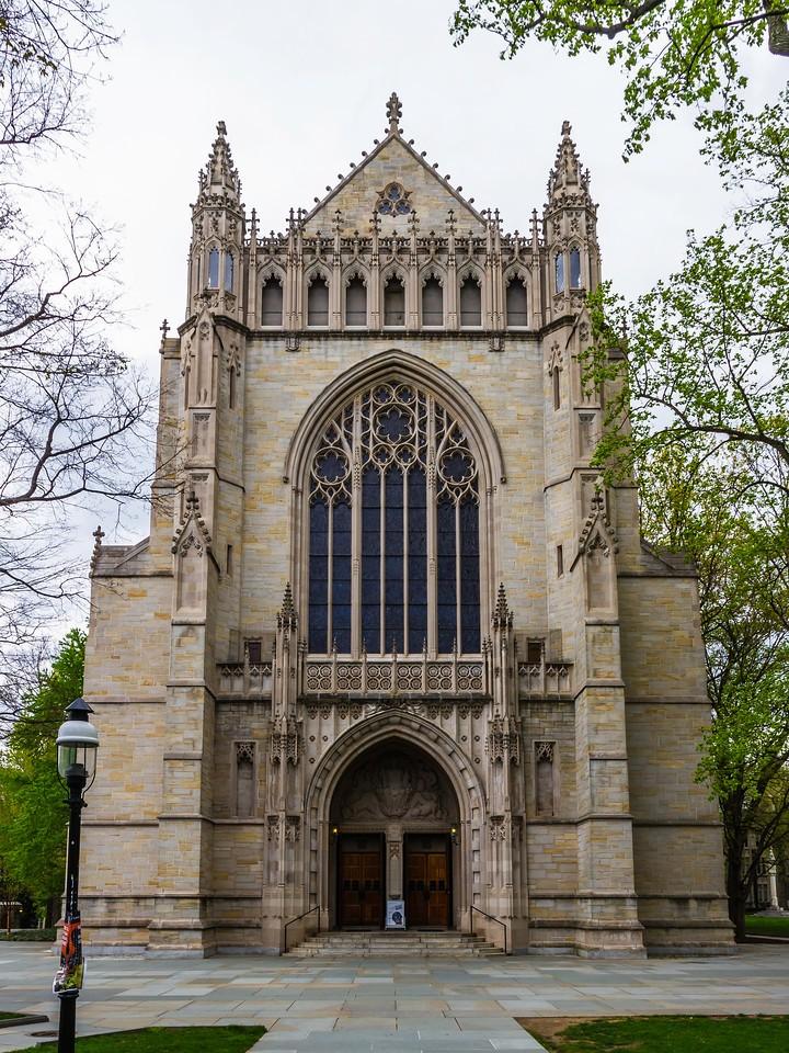 美国普林斯顿大学,建筑大观_图1-11