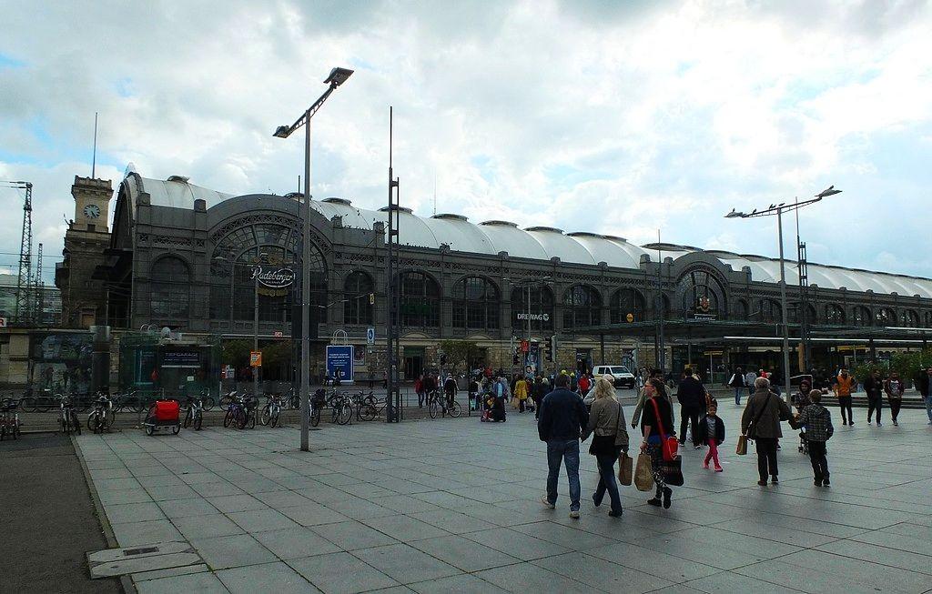 德累斯顿-茨温格宫与中央火车站_图1-25