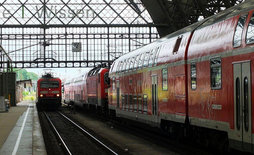 德累斯顿-茨温格宫与中央火车站_图1-29