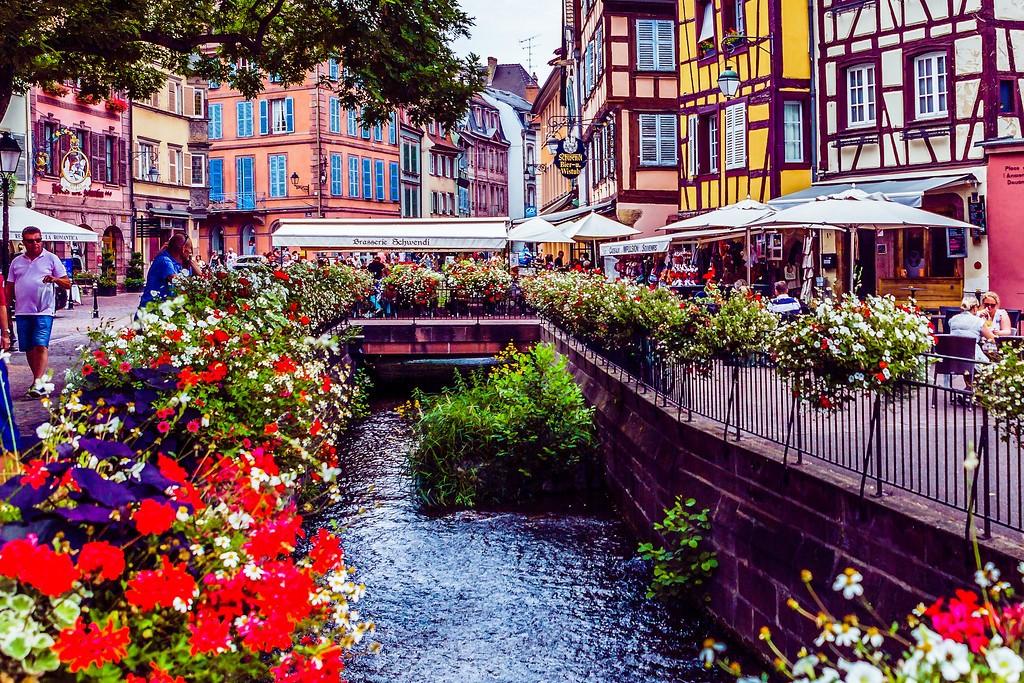 法国科尔马(Colmar),城市花园_图1-17
