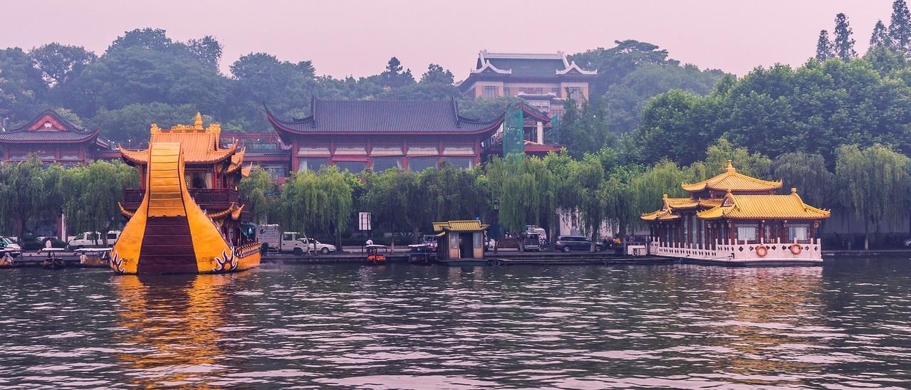 杭州西湖,秀丽湖色_图1-7