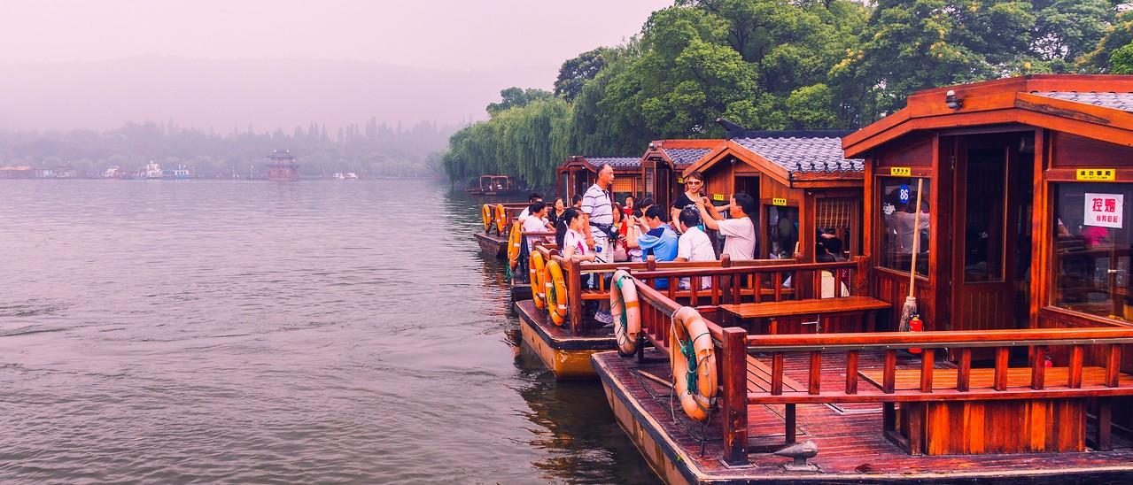 杭州西湖,秀丽湖色_图1-9